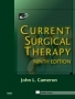 Current Surgical Therapy (Book with Web Access)